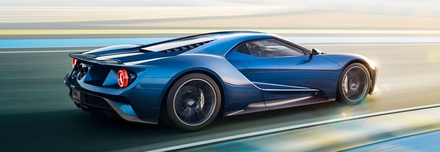 Introducing The Ford Gt In Naples Fl