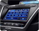 Acura Hands Free link AcuraLink™ Connectivity