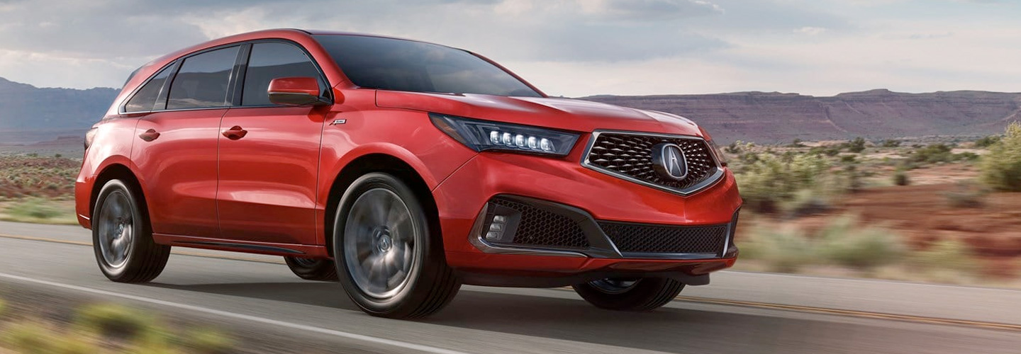 2019 Acura Safety Technologies Header