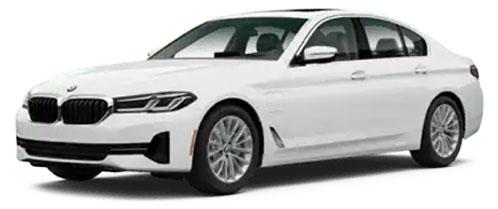 BMW Plugin-Hybrid-Electric- vehicle 5