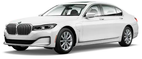 BMW Plugin-Hybrid-Electric- vehicle 7