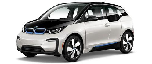 BMW Plugin-Hybrid-Electric- vehicle i3