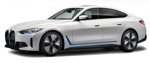 BMW Plugin-Hybrid-Electric- vehicle i4