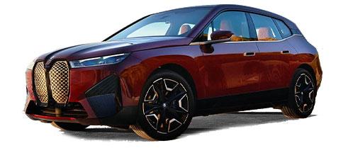 BMW Plugin-Hybrid-Electric- vehicle ix