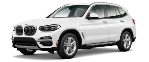 BMW Plugin-Hybrid-Electric- vehicle x3