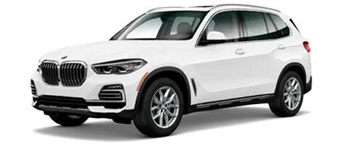 BMW Plugin-Hybrid-Electric- vehicle x5