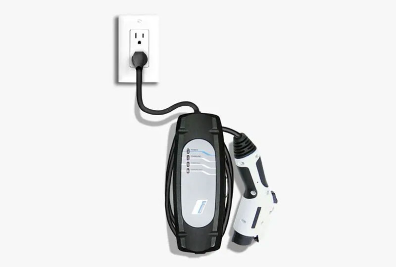 BMW Plugin-Hybrid-Electric- Compatible with any outlet.
