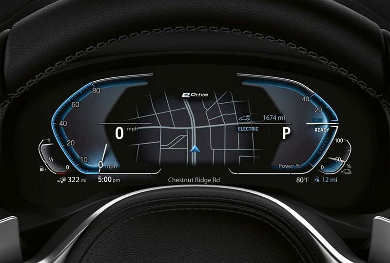 BMW Plugin-Hybrid-Electric- Electric by design.