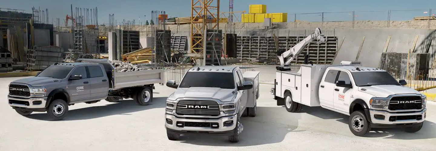 RAM 5500 Chassis Cab Frisco TX