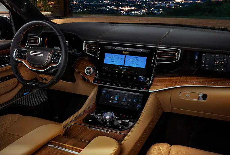 2022 Jeep Grand Wagoneer - American Premium