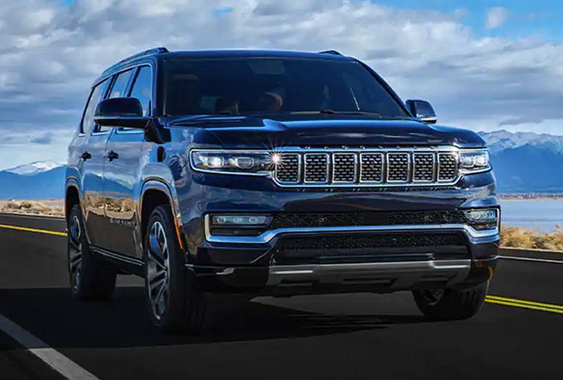 2022 Jeep Grand Wagoneer - grand wagoneer