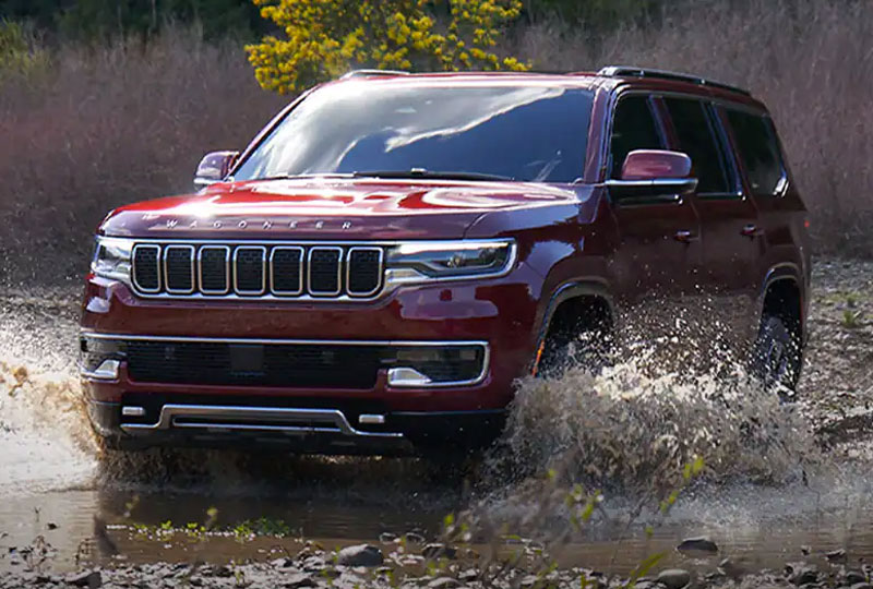 2022 Jeep Grand Wagoneer - Wagoneer