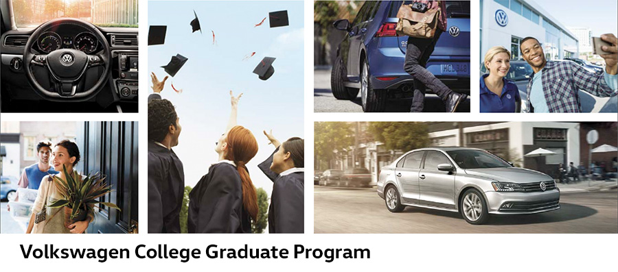 College Graduate Program header