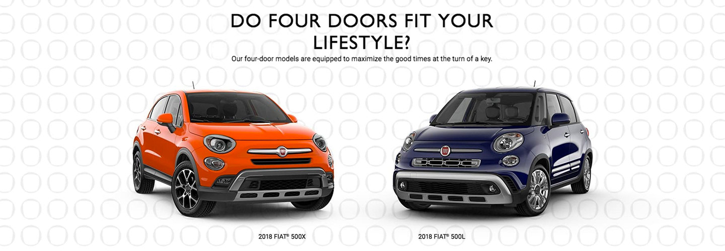 Do Four Doors Fit Your Lifestyle