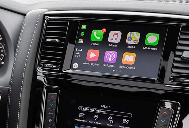 INFINITI The Edition 30 Lineup APPLE CARPLAY®