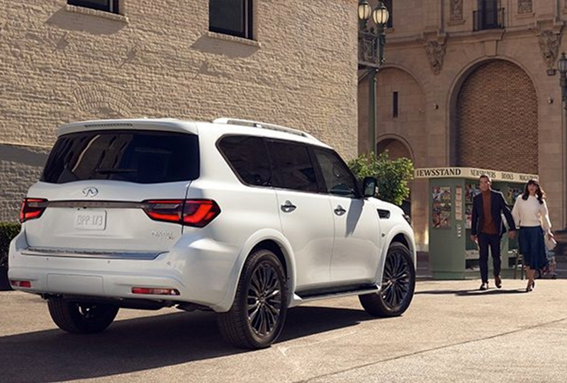 INFINITI The Edition 30 Lineup Qx80