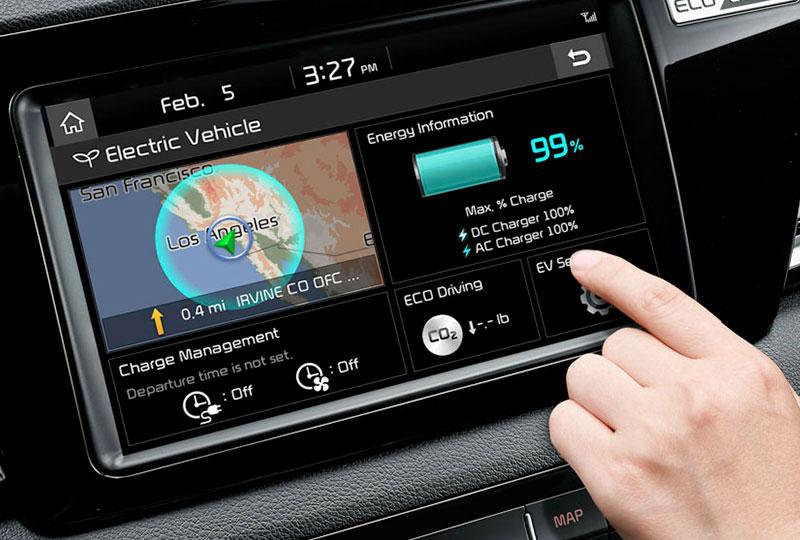 Kia Alternative Fuel  tech