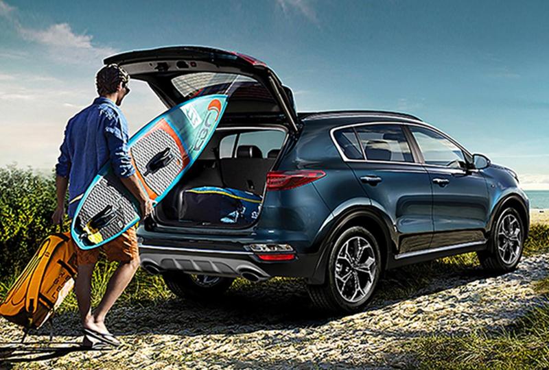 Kia SUV Family Sportage