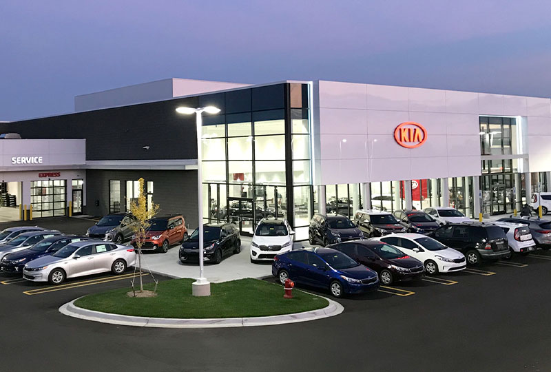 Kia Accelerate the Good Keeping Our Dealerships Safe