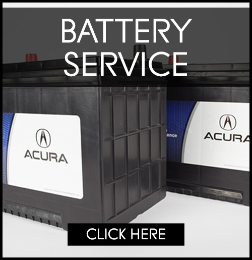 acura Service batteries