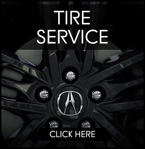 acura Service tires