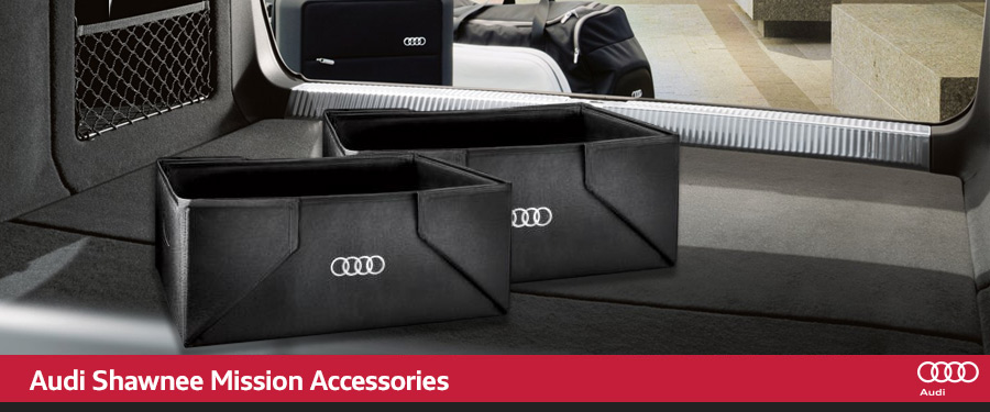 genuine Audi accessories Lenexa KS