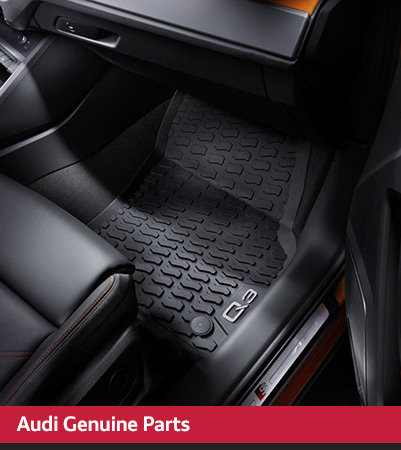 Audi Service genuineparts