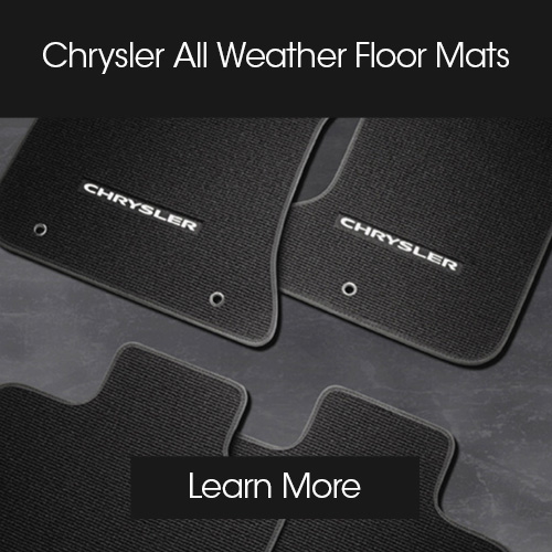 Chrysler Dodge Jeep Ram Accessories floormats
