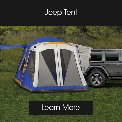 Chrysler Dodge Jeep Ram Accessories tent