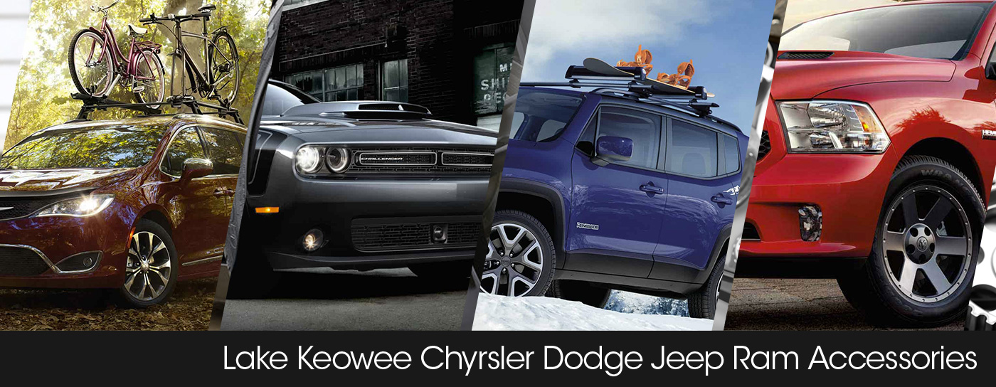 Chrysler Dodge Jeep RAM Accessories in Seneca, SC
