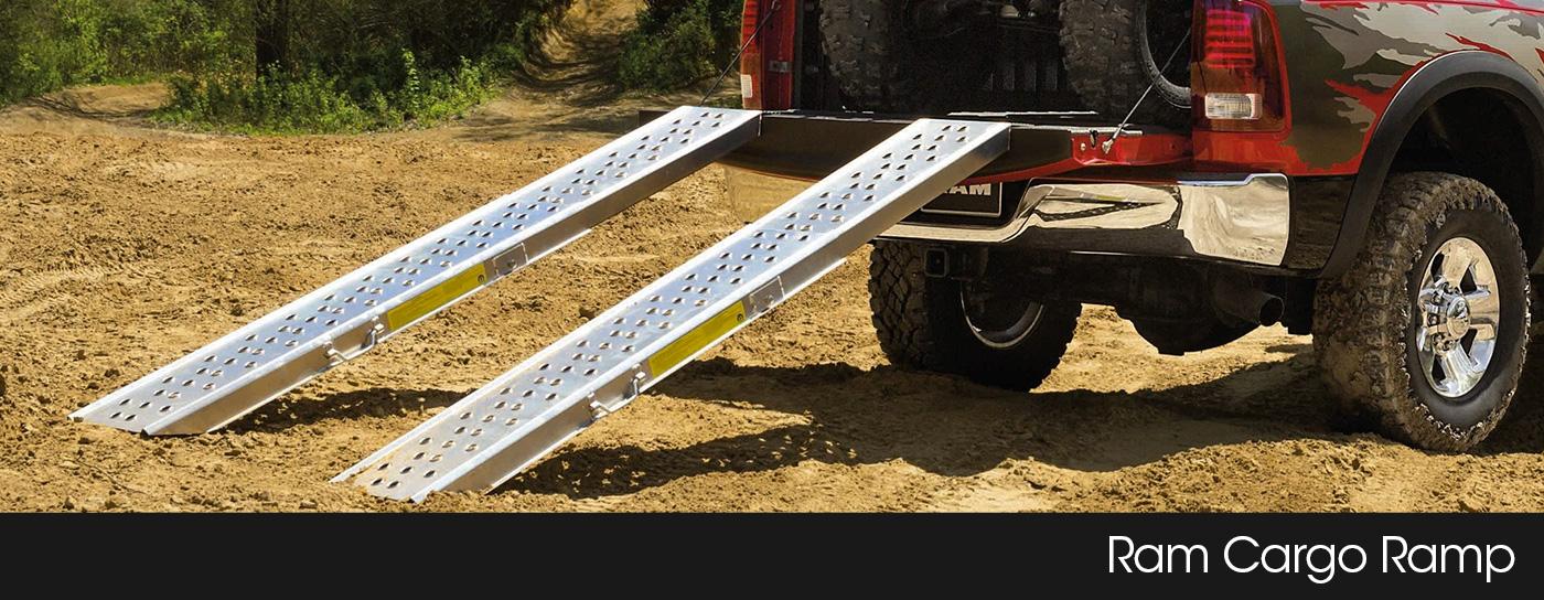Ram cargo ramp Frisco TX