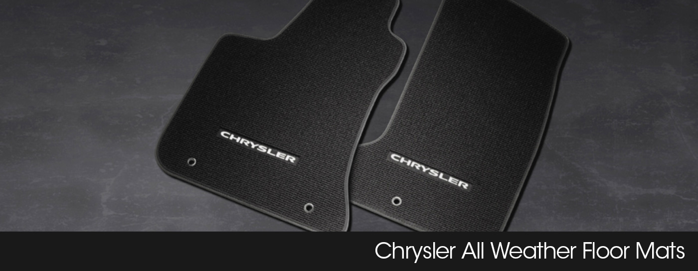 Chrysler all weather floor mats Frisco TX