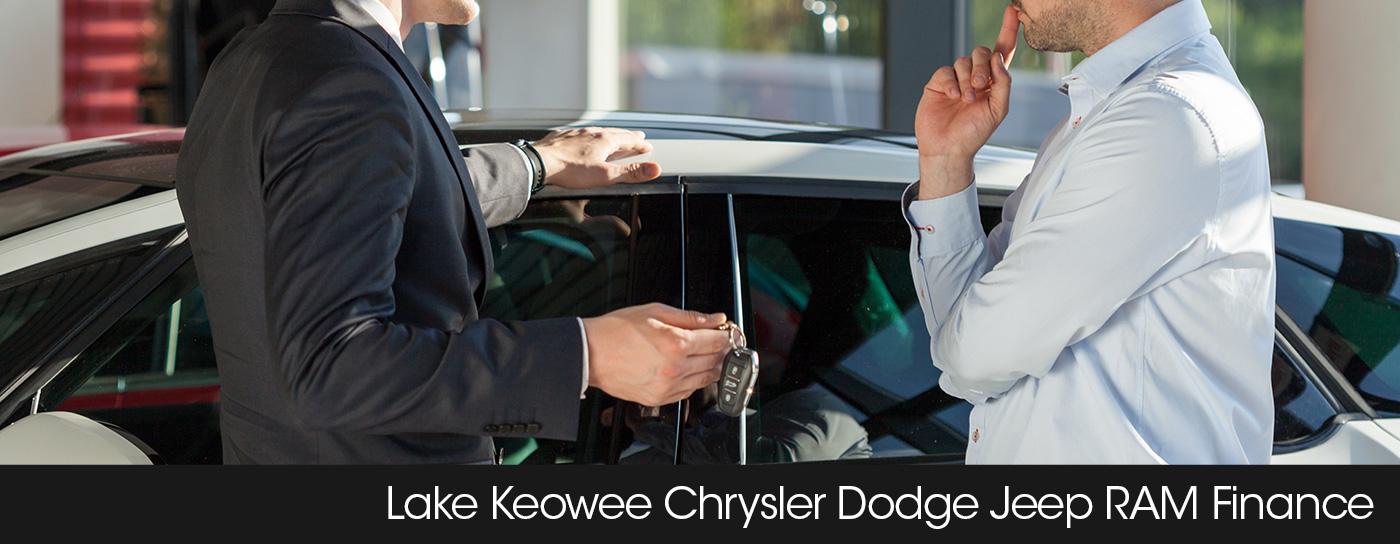 Chrysler Dodge Jeep RAM Auto Loans & Used Car Financing in Seneca,
