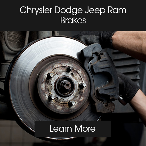 Chrysler Dodge Jeep Ram Service Module brakes