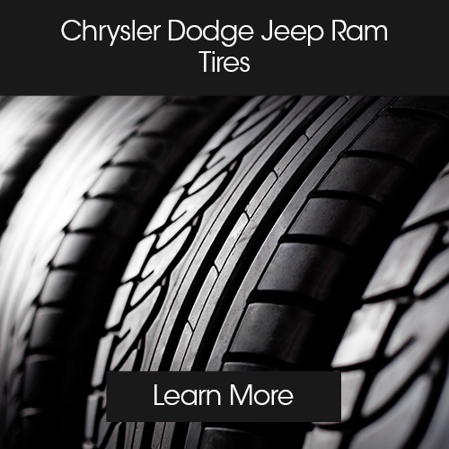 Chrysler Dodge Jeep Ram Service Module tires