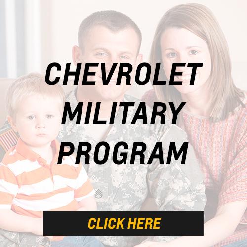 Chevrolet Military Program