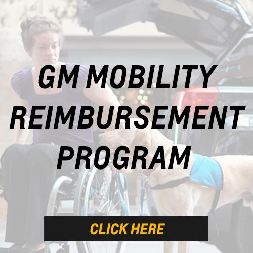 GM Mobility Reimbursement Program