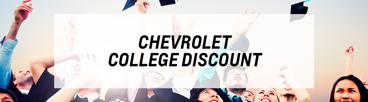 College Discount Banner