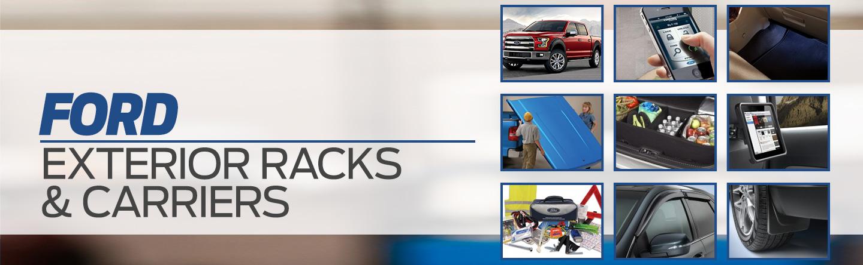 Ford exterior racks carriers Pompano Beach FL