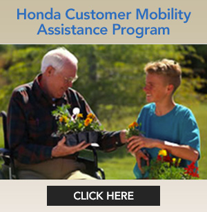 honda mobility program financing