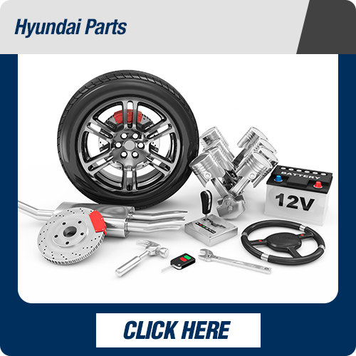 Hyundai service department parts