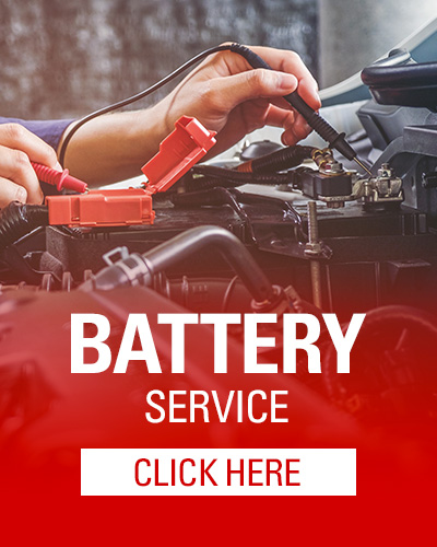mitsubishi Service batteries