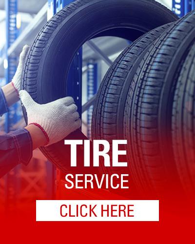 mitsubishi Service tires