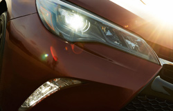 Toyota Efficient Visible Sophisticated LED Lighting