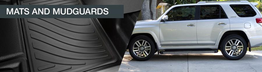 Toyota mats & mudguards Tuscaloosa AL