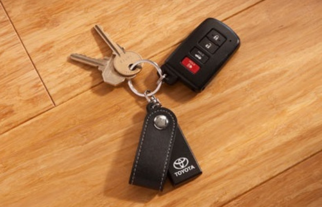 Toyota Locate Your Keys With Key Finder