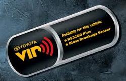 Toyota VIP Security System Breakage Sensor