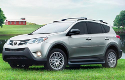 Toyota value-added services offer a variety of assistance and products