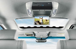 Toyota Travel Package comfortable and entertained