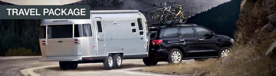 Toyota travel package Tuscaloosa, AL